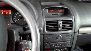 Insert Radio Code On Renault Clio 2 2004