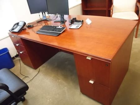sams club desk set gunlocke pedestal desk set conklin office furniture