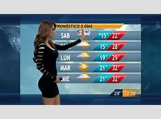 SEE Mexican Weather Girl Yanet Garcia Jewish Business