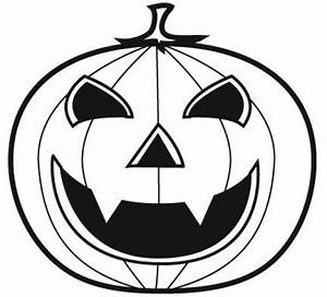 Citrouille Halloween Dessin : coloriage imprimer grande citrouille d 39 halloween ~ Melissatoandfro.com Idées de Décoration