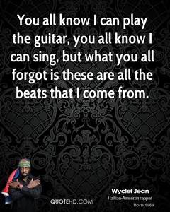 Quotes About Li... Guitar Singing Quotes