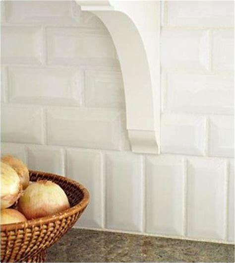 best 25 beveled subway tile ideas on kitchen