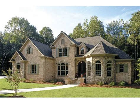 Country Style House Plans Two Story  Cottage House Plans
