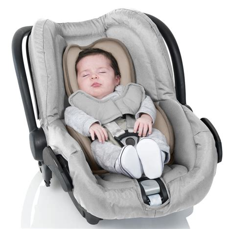 babymoov coussin réducteur pour siège auto cosyseat taupe