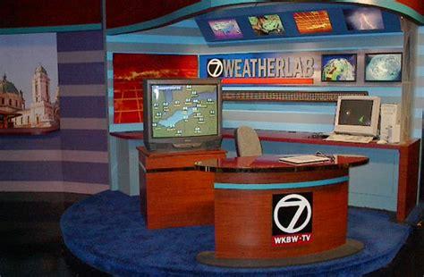 wkbw tv broadcast set design gallery