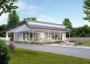 Fertighaus Bungalow 120 Qm : er ffnungsfest 1 passivhaus bungalow von elk elk fertighaus ag ~ Markanthonyermac.com Haus und Dekorationen