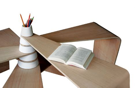 Modern Multi Functional Design Character by Family Multifunctional Furniture By Jin