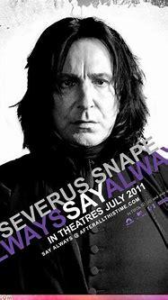 Snape Always say Always - Harry Potter Vs. Twilight Photo ...