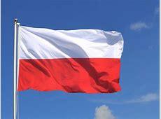 Große Polen Flagge 150 x 250 cm FlaggenPlatzde
