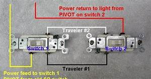 Wiring Diagram Showing How To Connect Two Switches In A Wiring Diagram