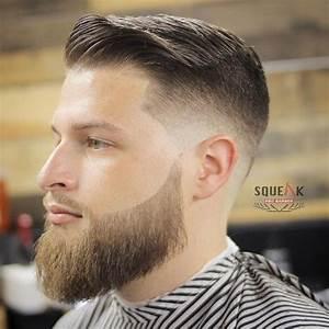 Dégradé Barbe Homme : top 100 des coiffures homme 2018 degrader barbes et coiffure homme ~ Melissatoandfro.com Idées de Décoration