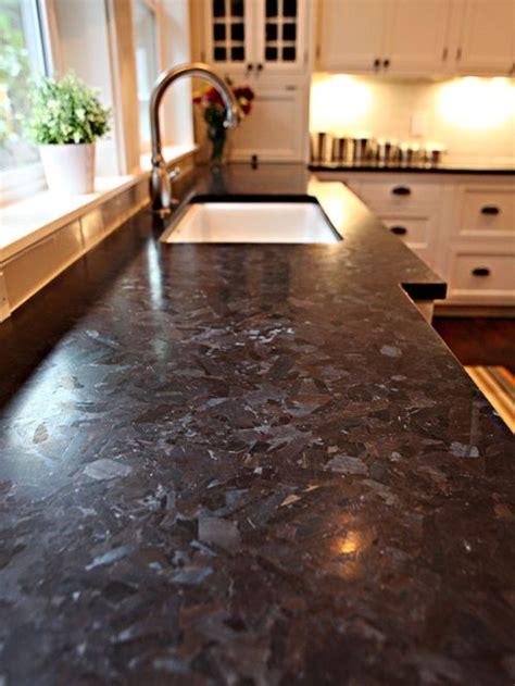 honed antique brown granite home design ideas pictures