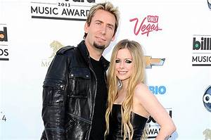 Chad Kroeger Finds Avril Lavigne Marriage Rumors 'Amusing ...