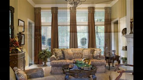 Window Treatments For Large Windows by Window Treatments For Large Windows