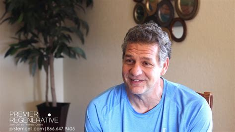 Stem Cell Therapy | ESPN's Mike Golic's Testimonial ...
