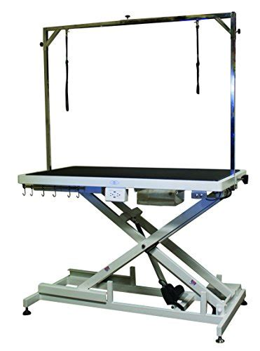master equipment adjustable height grooming table dog grooming table master equipment dog grooming table