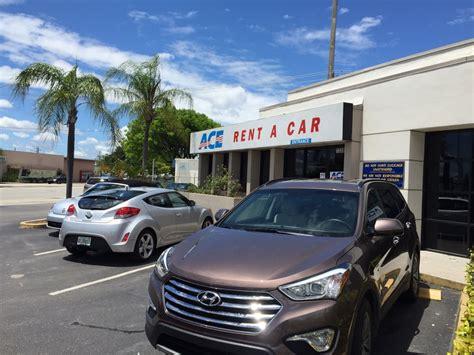 Car Rental Fort Lauderdale by Ace Rent A Car Car Rental Fort Lauderdale Fl