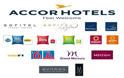Accor Passes The Accorhotels Throughout The Universe