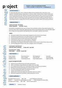 Construction Management Resume Templates Project Manager Cv Template Construction Project