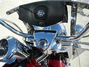 Washer Lid Lock Light 2002 Harley Davidson Flhrc I Road King Classic Red