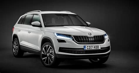 Skoda Kodiaq Price In Uk 2017