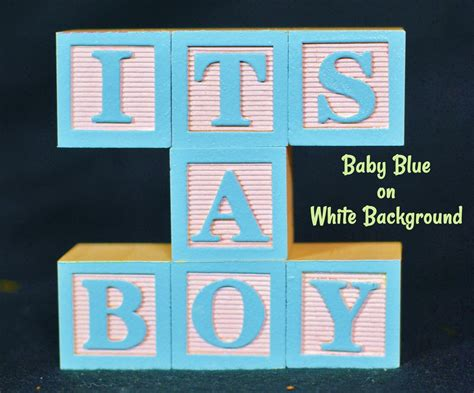 baby   phrase   wooden alphabet blocks abc