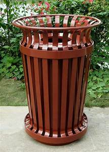 Commercial, Outdoor, Garbage, Cans, Hamilton