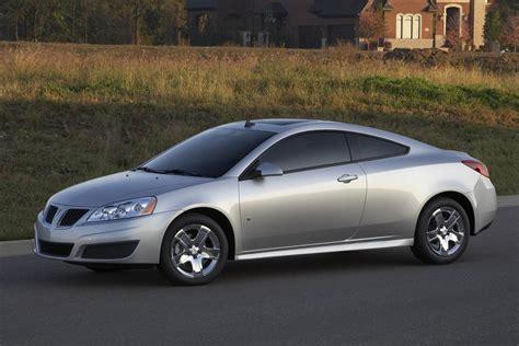 2009 Pontiac G6 News And Information