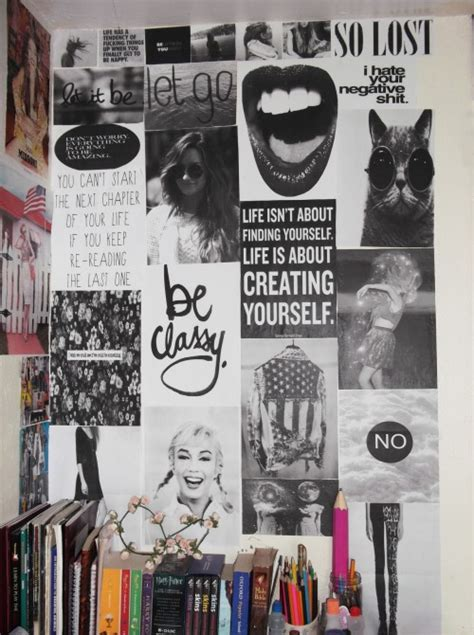 Interesting hipster bedroom wall quotes on bedroom decorating ideas with tumblr room wall quote dream bedrooms dorm wall decor dorm room decor dorm room walls. wall collage   Tumblr