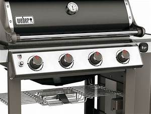 Barbecue Weber Genesis 2 : weber genesis ii e 410 gbs black the barbecue store spain ~ Mglfilm.com Idées de Décoration