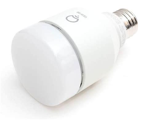lifx color 1000 a19 wifi led smart bulb review the gadgeteer