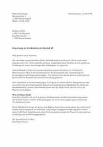 Bewerbung Ferienjob Student : bewerbung daimler muster gerserc ~ Eleganceandgraceweddings.com Haus und Dekorationen