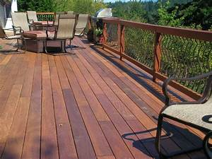 Preserving, Your, Wood, Deck, In, Springtime