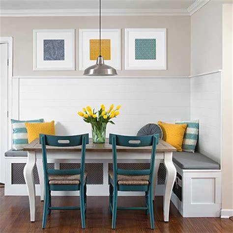 Homedzine Home Diy Ideas  Banquette For Kitchen Or