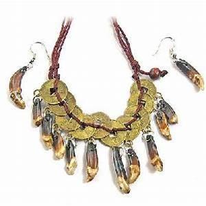 Tibet Wolf Teeth Pendant Amulet Necklace | Qh0971 ...