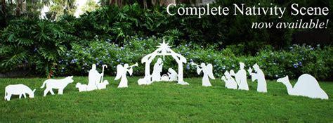 outdoor nativity set plans  woodworking