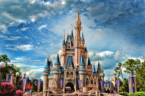 Halloween Theme Park by Disney World Largest Vacation Resort In The World