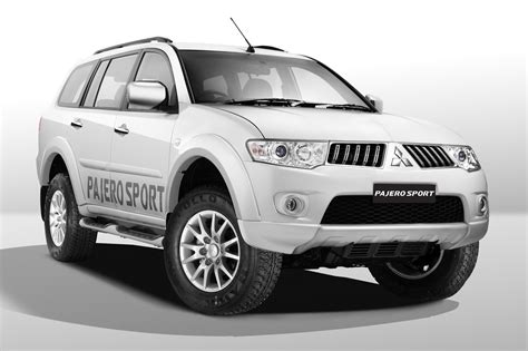 The wait is finally over, new pajero sport is coming Mitsubishi Pajero Sport Anniversary Edition launched