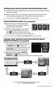 Nissan Murano Hybrid 2016 3 G Quick Reference Guide