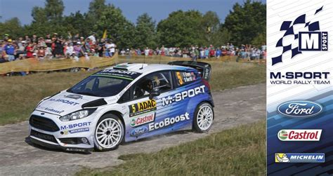 World Rally Team by Fia World Rally Chionship Wrc 2015 M Sport World
