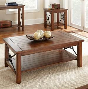 Cheap end tables and coffee table sets furniture for Best affordable coffee tables