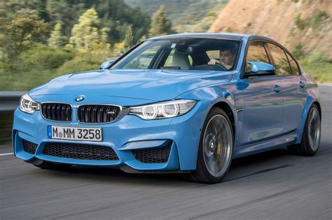 Bmw M3 Price by 2017 Bmw M3 Sedan Pricing For Sale Edmunds