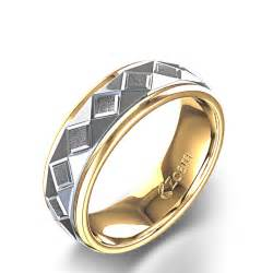 two engagement rings ngagement rings finger mens engagement rings two tone