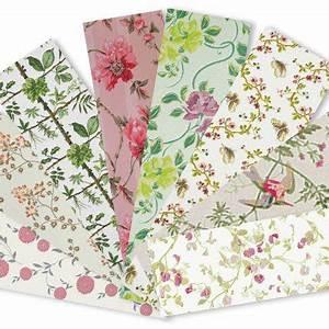 Papier Peint Fleuri : la fine fleur des papiers peints marie claire ~ Premium-room.com Idées de Décoration