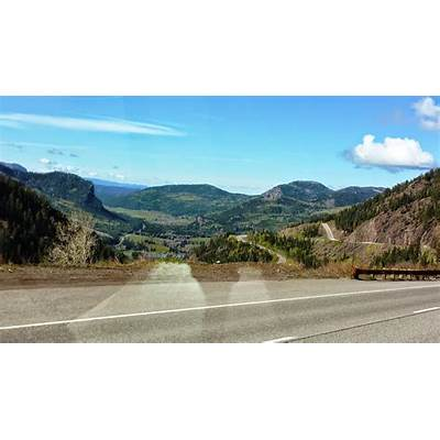 Tales of the Whale: West on Colorado 160 Over Wolf Creek Pass