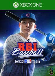 rbi baseball  digital   xbox