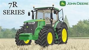 John Deere 7r : farming simulator 17 presentazione john deere 7r series by techmod youtube ~ Medecine-chirurgie-esthetiques.com Avis de Voitures