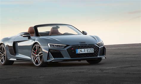 Mehr Lambo Im Aufgewerteten Audi R8 Und R8 Spyder (2019