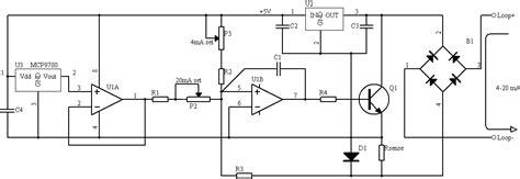 Industrial Current Loop Measuring Circuits