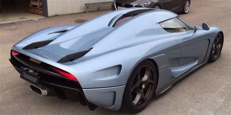 Watch The New Koenigsegg Regera Supercar In Motion